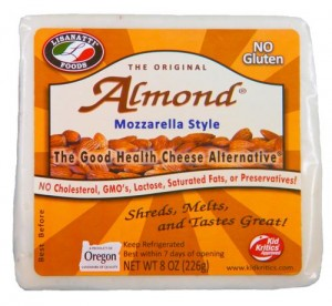 Lisanetti Almond Cheese - Mozzarella