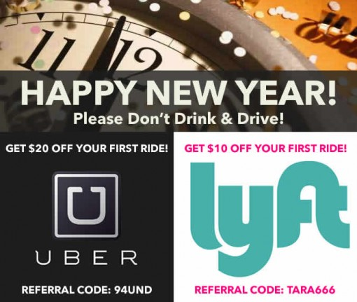 Rideshare Promo Codes for Uber and Lyft