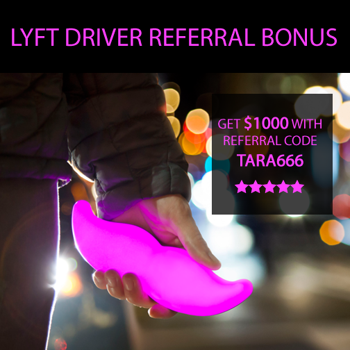 Lyft Driver Referral Bonus: Get $1000 After Just One Ride!