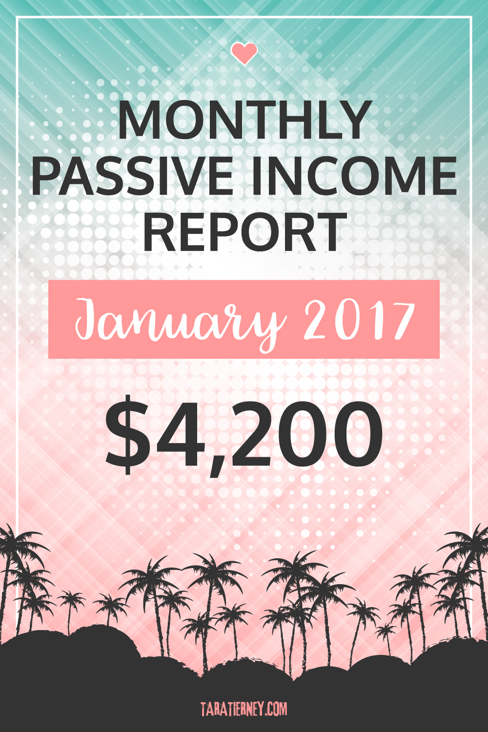 Blogging Income January 2017