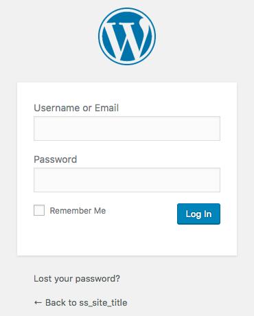 Domain.com:wp-admin | Tara Tierney