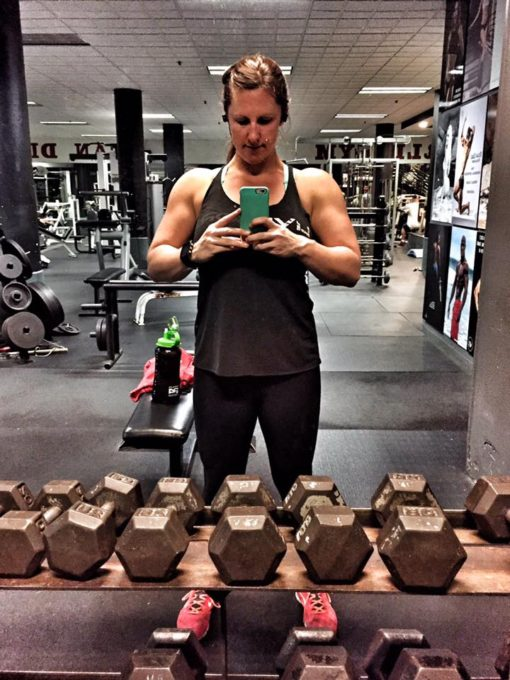 Tara Tierney | Female powerlifter - World Gym, San Diego