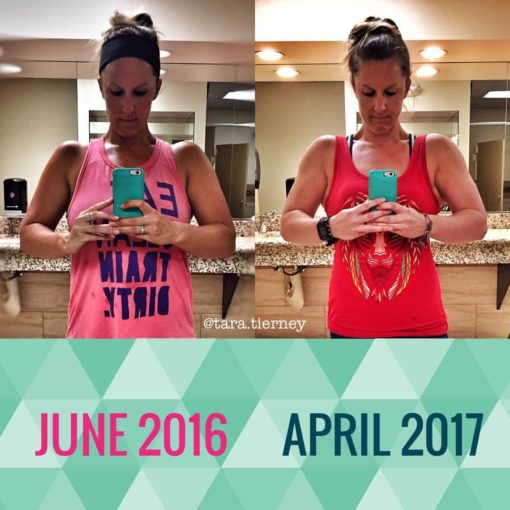 Tara Tierney | Female powerlifter - World Gym, 2016 - 2017